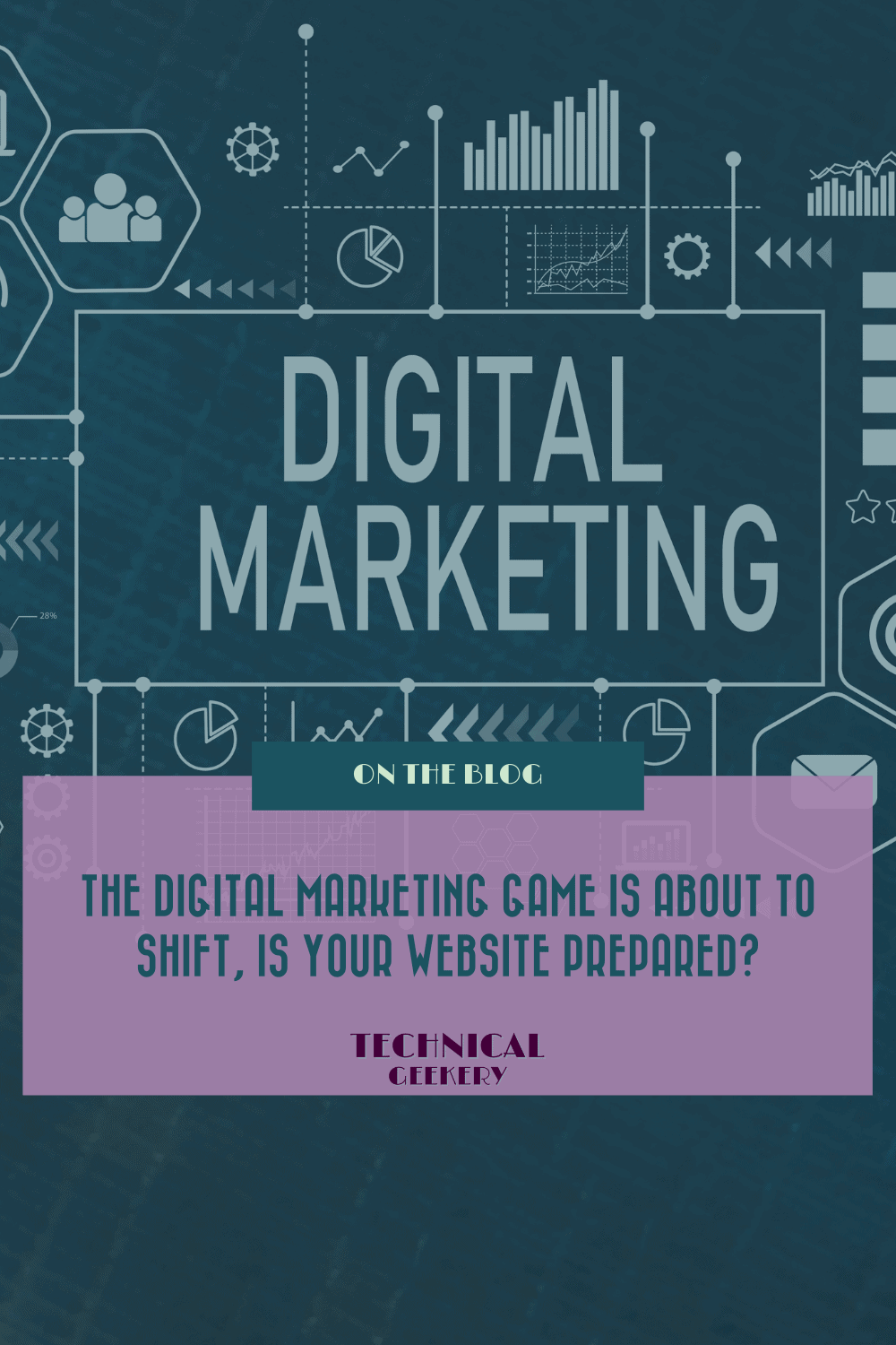 The digital marketing game is about to shift, is your website prepared?